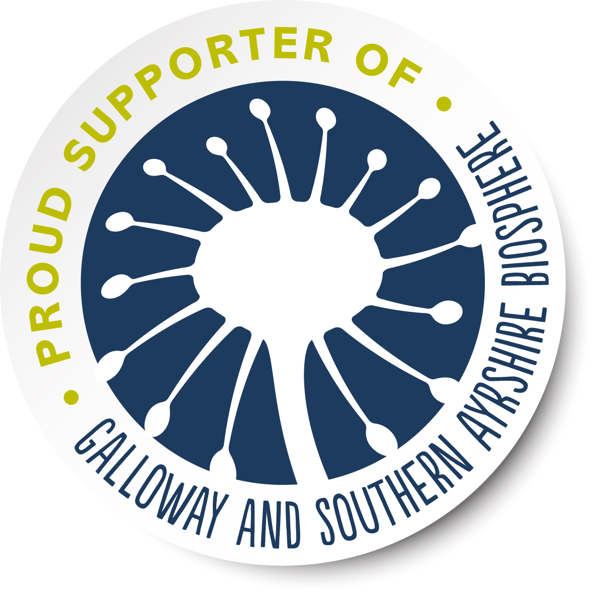 Biosphere Charter Proud Supporter Galloway And Southern Ayrshire Sustainable Development Windpower South Council Why Become A